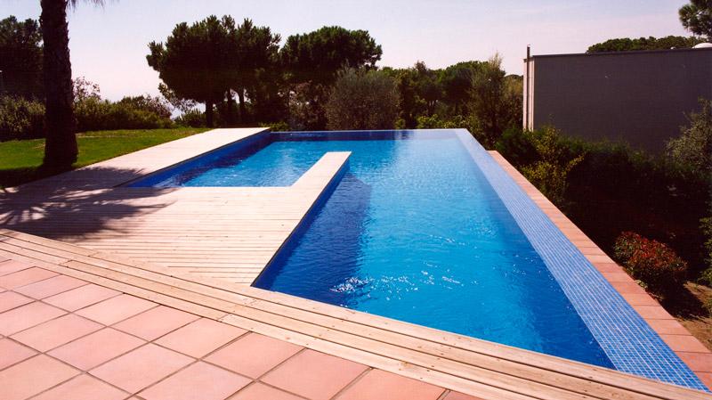 Construcci n de piscinas privadas piscinas condal - Piscinas prefabricadas precios ...
