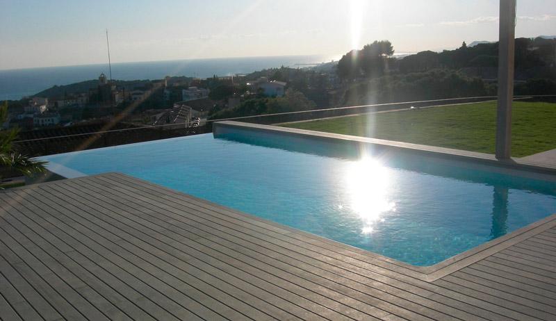 Construcci n de piscinas privadas piscinas condal for Construccion de piscinas barcelona