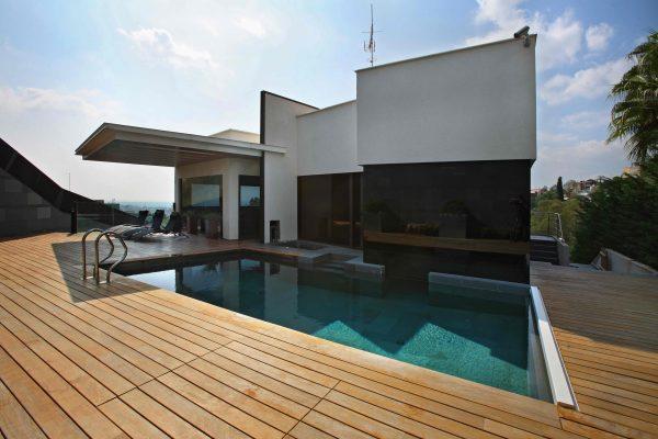 piscinas privadas esplugues