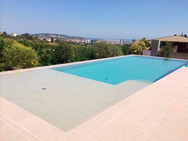 piscinas privadas esplugues cinco
