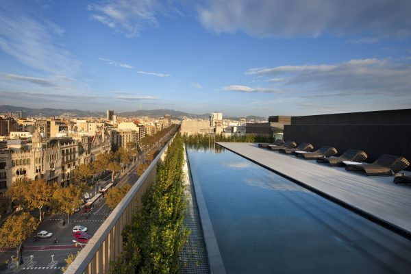 piscinas publicas mandarin oriental barcelona