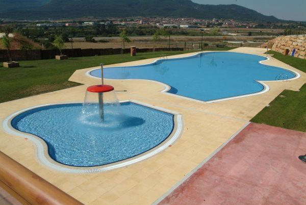 piscinas pubicas camping montblanc