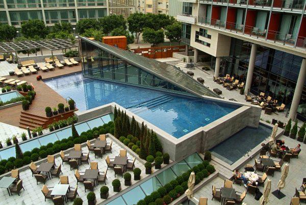 piscinas publicas hotel skipper