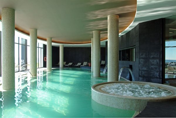 piscinas wellness hotel dolce sitges