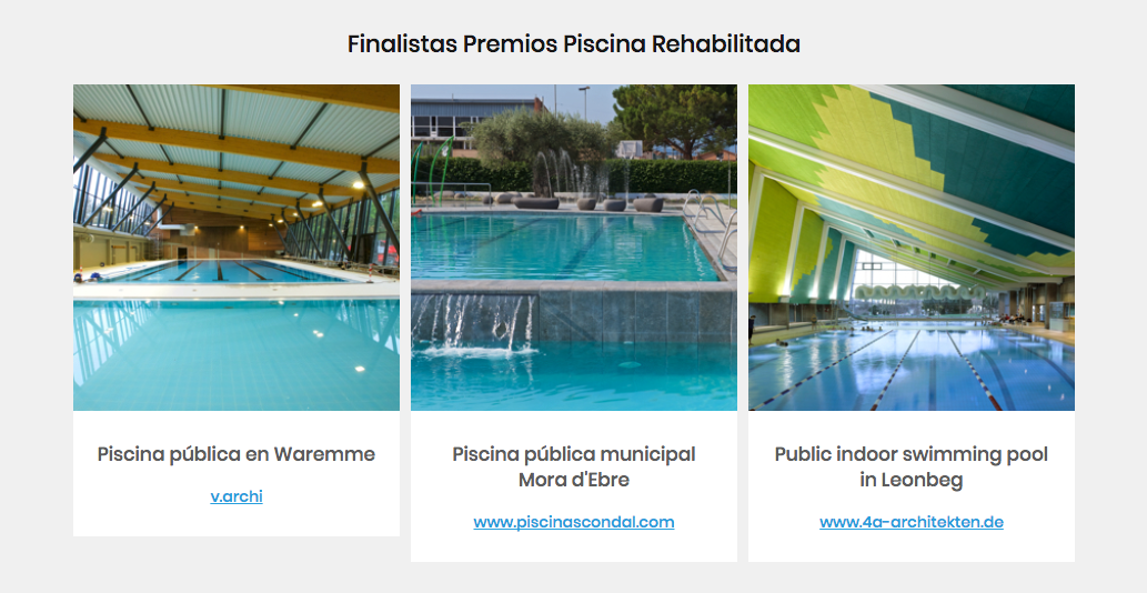 Ma ana termina la feria piscina wellness barcelona for Piscina wellness barcelona