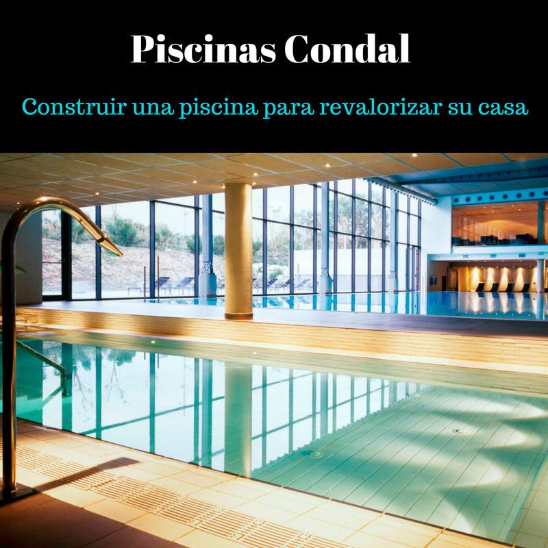 Construir una piscina para revalorizar su casa   Piscinas condal