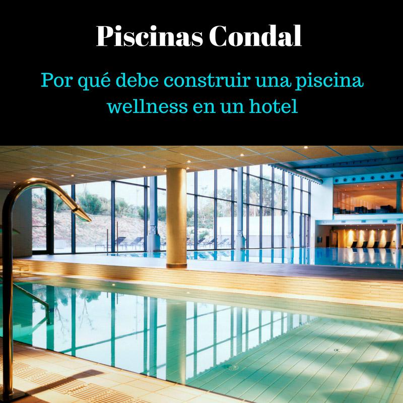 piscina wellness en un hotel