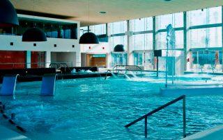 las piscinas condal