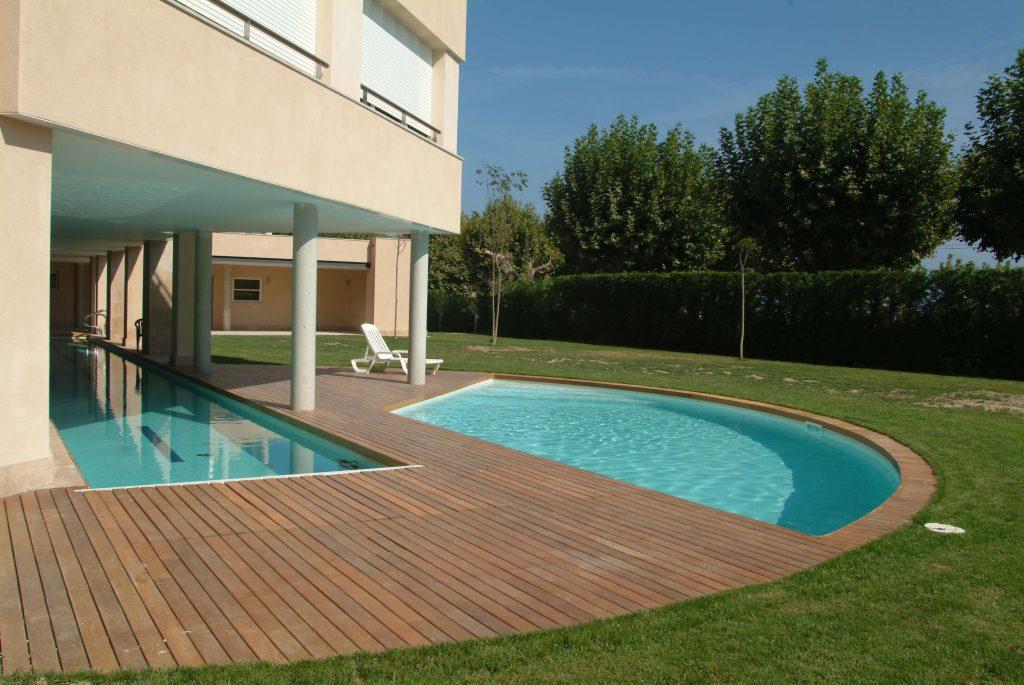 piscinas privada calella