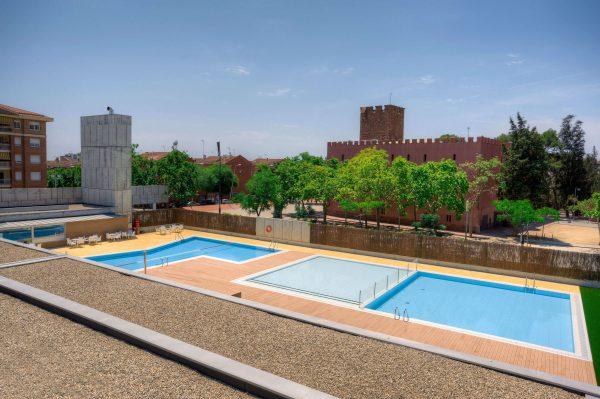 la piscina municipal viladecans