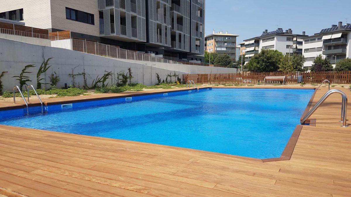 llave oro piscina sant cugat