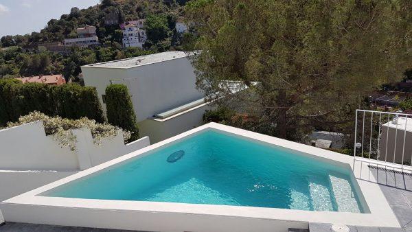 piscina horta