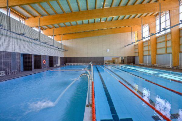 piscinas viladecans municipal