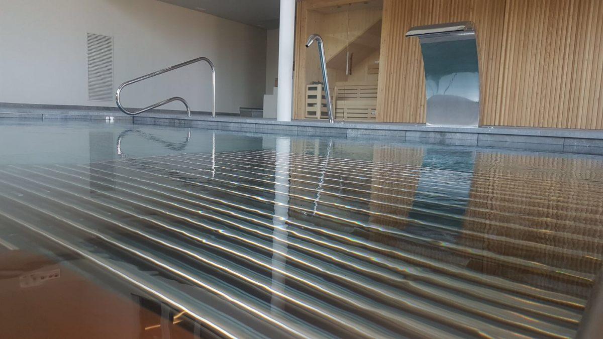 reformar una piscina de diseño