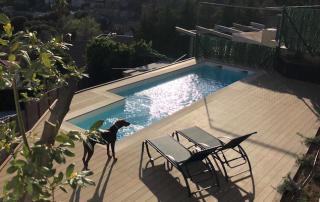 ejemplo de reforma de una piscina