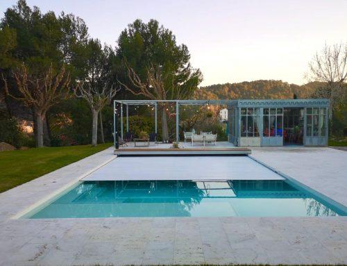 Reforma piscina en Santa Margarida de Montbui