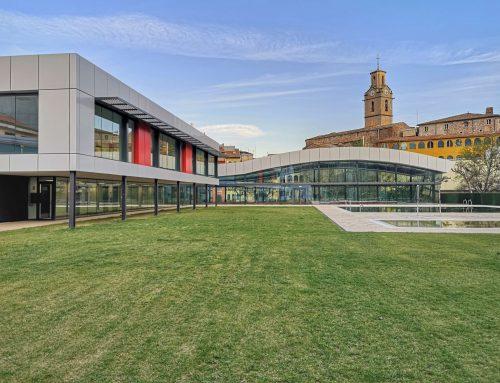 Construcción nuevas piscinas complejo Can Delfi en Arbucies